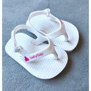 Baby Gap Flip Flops